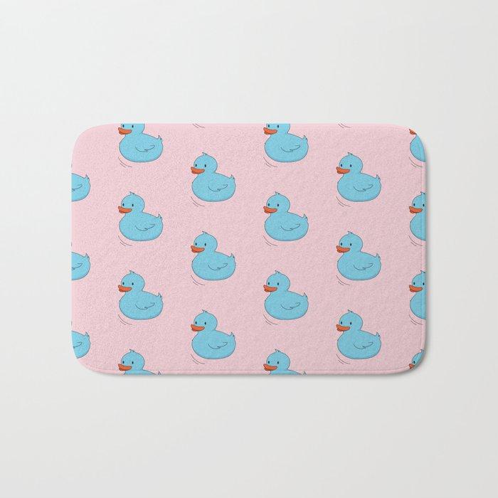 Duck pattern Bath Mat