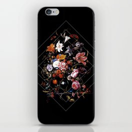 Antique Botanical III iPhone Skin
