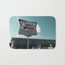 Motel Bath Mat