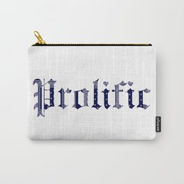 PROLIFIC Carry-All Pouch