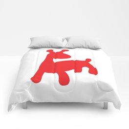 beesteke uno - the red fantasy animal Comforters