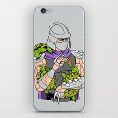 Ninja Pets iPhone & iPod Skin