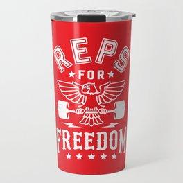 Reps For Freedom v2 Travel Mug