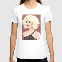blondie T-shirts featuring Blondie by drawgood