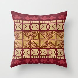 Benue Throw Pillow