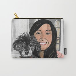 Mel & Andra Carry-All Pouch