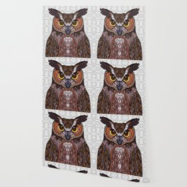 Great Horned Owl 2016 Wallpaper