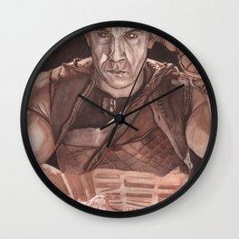 Riddick Wall Clock