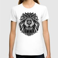 zodiac T-shirts featuring Signs of the Zodiac - Leo by Andreas Preis