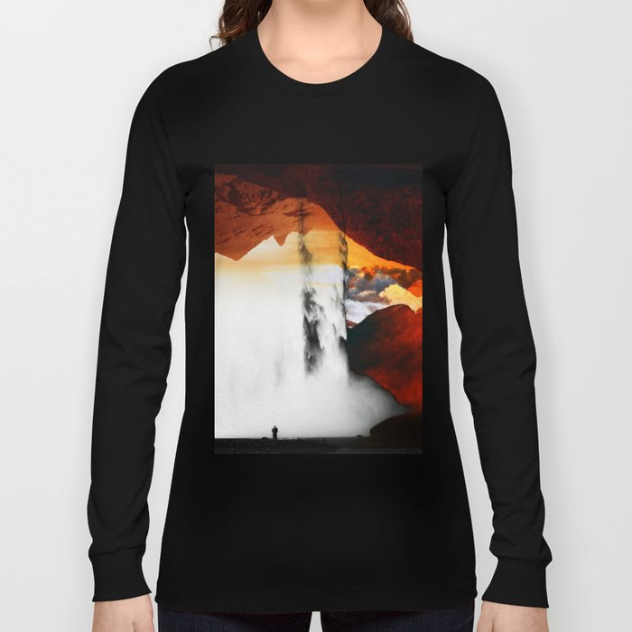 Isolation Waterfall Long Sleeve T-shirt