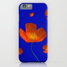 Poppies in th sun Slim Case iPhone 6s