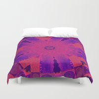 the 100 Duvet Covers featuring Abstract 100 by Artisticcreationsusa