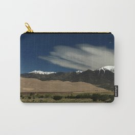 High Mountains and Sand Dunes Carry-All Pouch