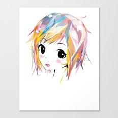 Miku Canvas Print