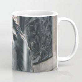 Nelson's Lion Coffee Mug