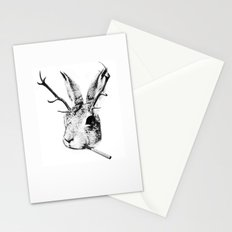 Sargeant Slaughtered Stationery Cards
