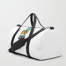 Paint your world Duffle Bag