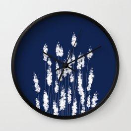 Luminatos Floritos Wall Clock