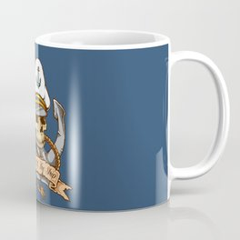 Captain of the Ship Coffee Mug