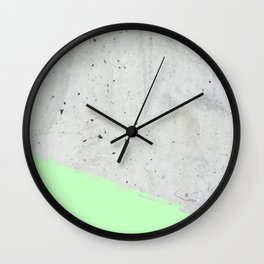 SIDEWALK Wall Clock