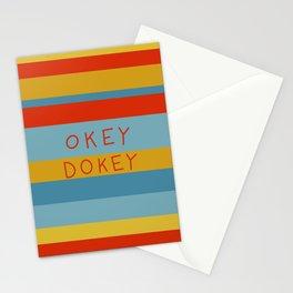 Okey Dokey Stationery Cards