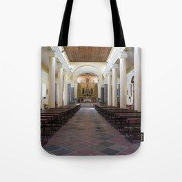 Iglesia El Jordan Tote Bag