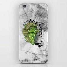 mr. & mrs. muppet iPhone & iPod Skin