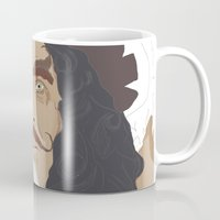 hook Mugs featuring HOOK by Itxaso Beistegui Illustrations