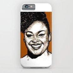 Jill Scott iPhone 6s Slim Case