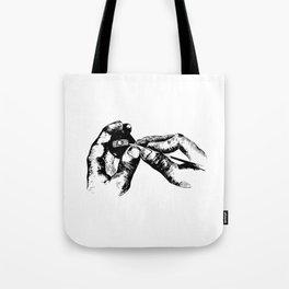 Jeweler Ink Art Tote Bag