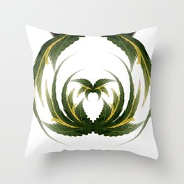 The Vase... Throw Pillow