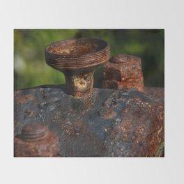 Rust - I Throw Blanket