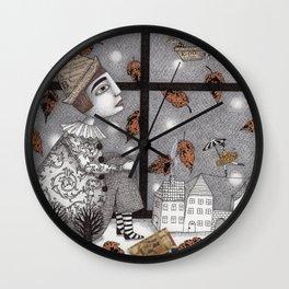 Twilight Hour Wall Clock