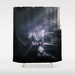 Good gone Bad - fairy only Shower Curtain