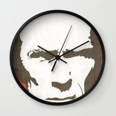 Go ahead make my day. Wall Clock