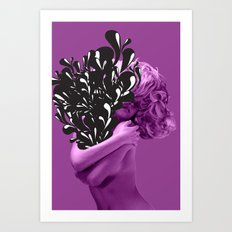 In love with Inspiration 3 Art Print