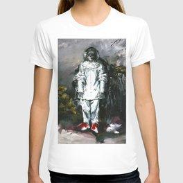 Jilles, the Sad Versailles Harlequin T-shirt