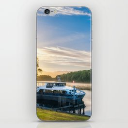 Sunrise Cruise to Doubtful Sound, New Zealand iPhone Skin
