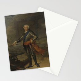 Jacques André Joseph Camelot Aved - Willem IV (1711-1751), prince of Orange-Nassau Stationery Cards