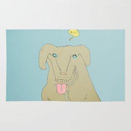 Dogdy dog Rug