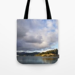 The Mouth of Andersons Bay Tote Bag