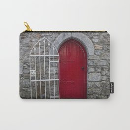 Red Door Galway, Ireland Carry-All Pouch