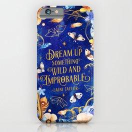 Dream up iPhone Case
