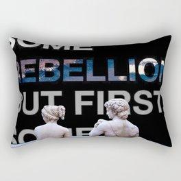 Rebellion Rectangular Pillow