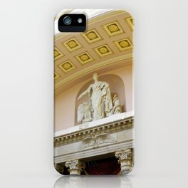 Capitol building Photography Art iPhone Case