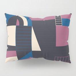Darkish Blocks #society6 #pattern Pillow Sham