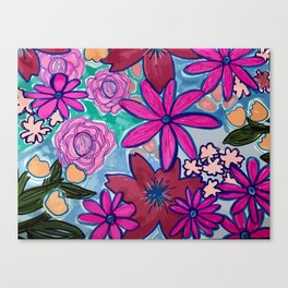 potpourri Canvas Print