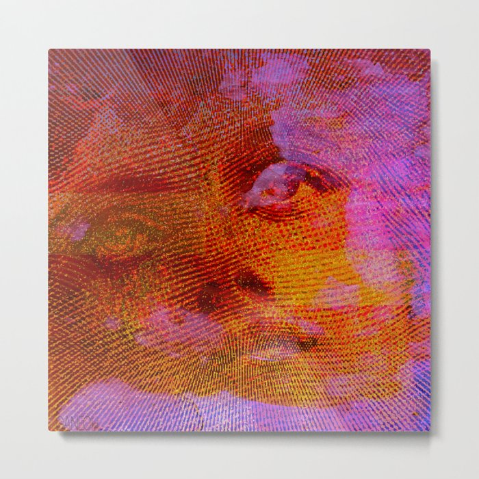 Dream about child Metal Print