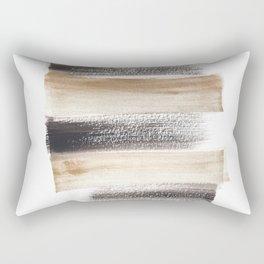 [161216] 10. Known |Watercolor Brush Stroke Rectangular Pillow