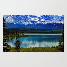 Denali National Park 1 Rug